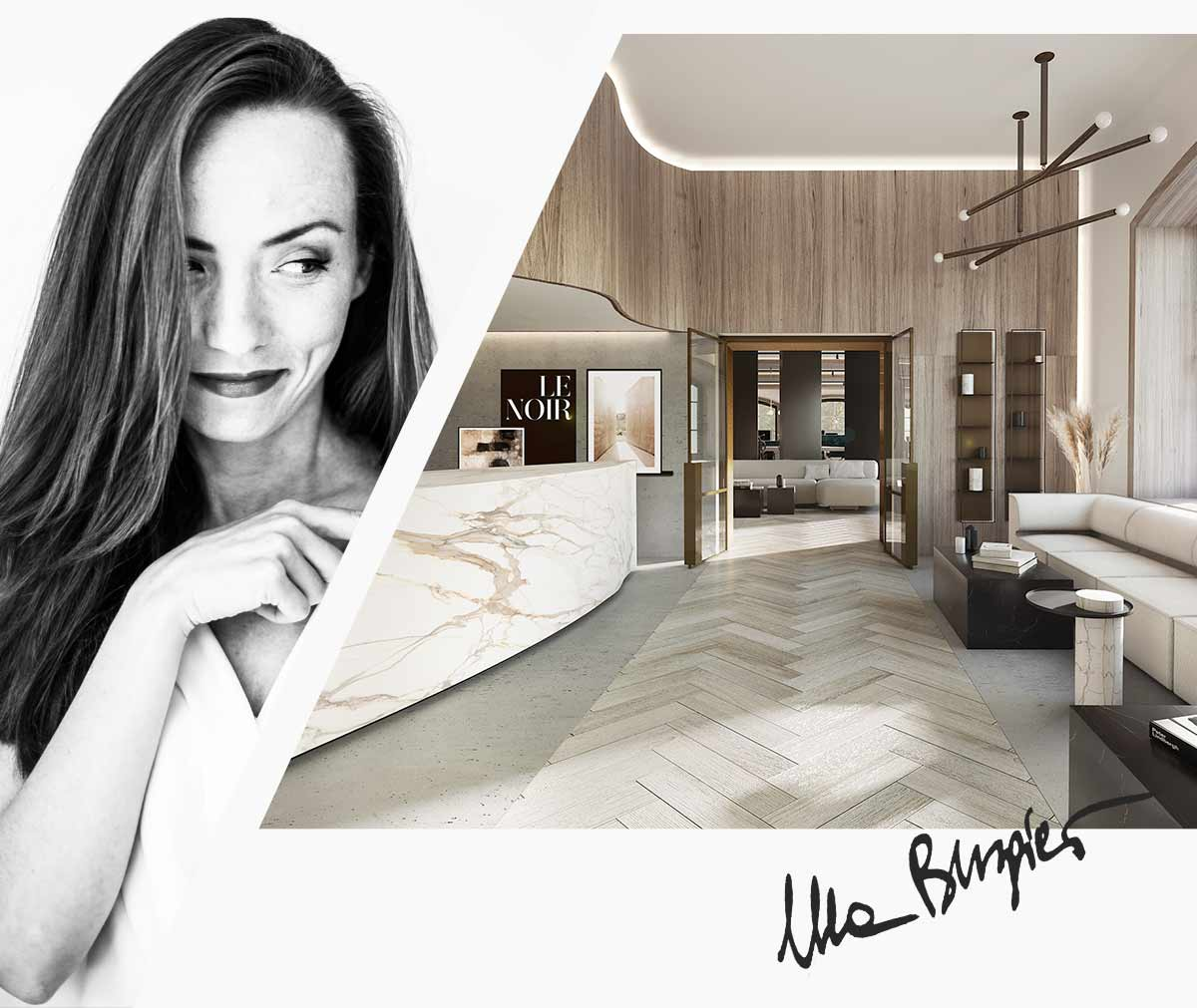 Luxury Interior Designer London Ula Burgiel Hi End Interiors
